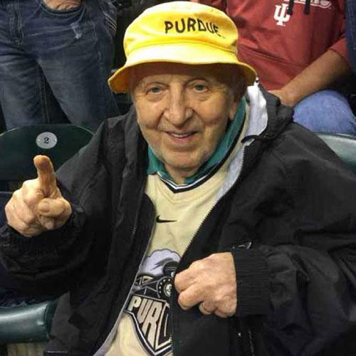Superfan | Purdue Alumnus