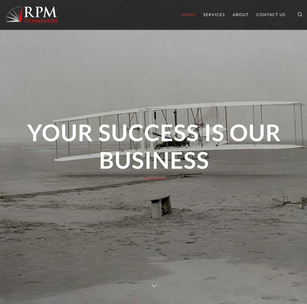 RPM Technologies Website